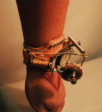 Steampunk-Watch-BANZAI