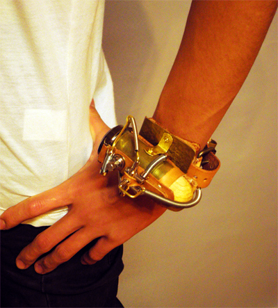 Steampunk-Watch-Pantograph