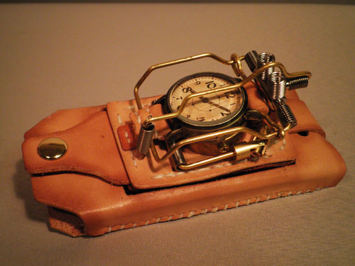 Steampunk iPhone4 case