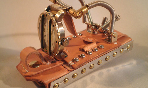 Steampunk Smartphone case - for iPhone