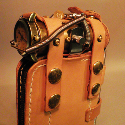 steampunk-leather-brass-wallet