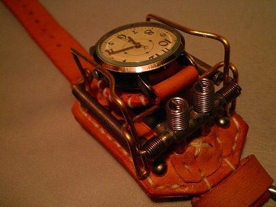 "Art Watch, Steampunk ""No.4"""